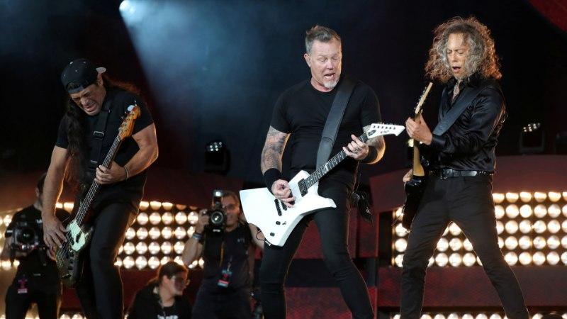 Metallica saab muusika-Nobeli