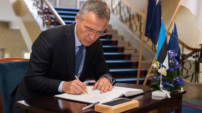 НАТО поддерживает наращивание военного присутствия США в Европе