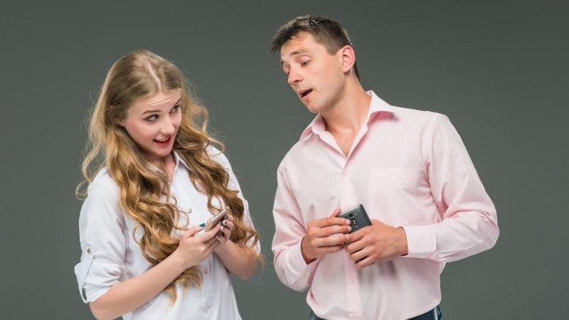 Nutitelefon kui TREENER? Ole ettevaatlik!