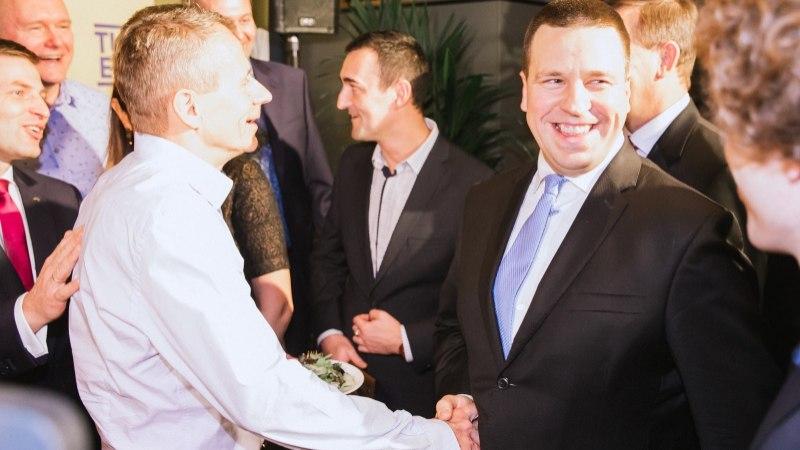 JÜRGEN LIGI: valitsuse otsustest jääb mulje nagu Eesti oleks end ise okupeerinud