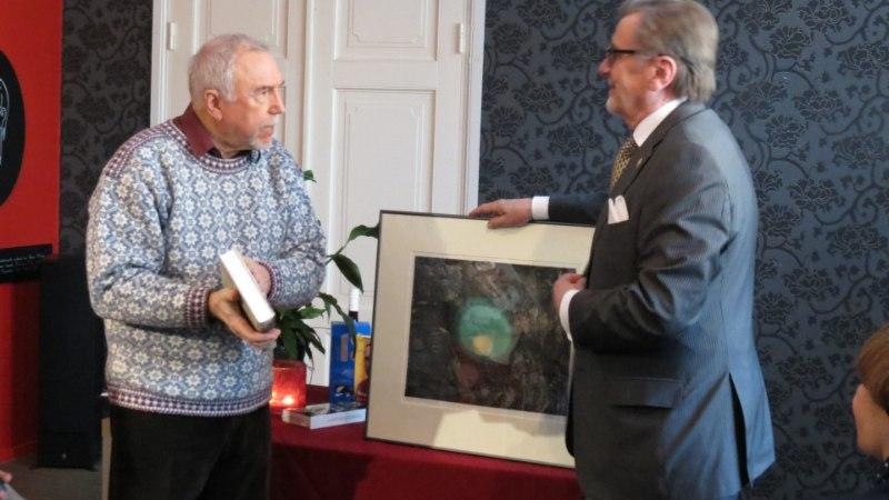 Klassiku sõbraks valiti soomlasest estofiil ja Tammsaare-uurija Juhani Salokannel