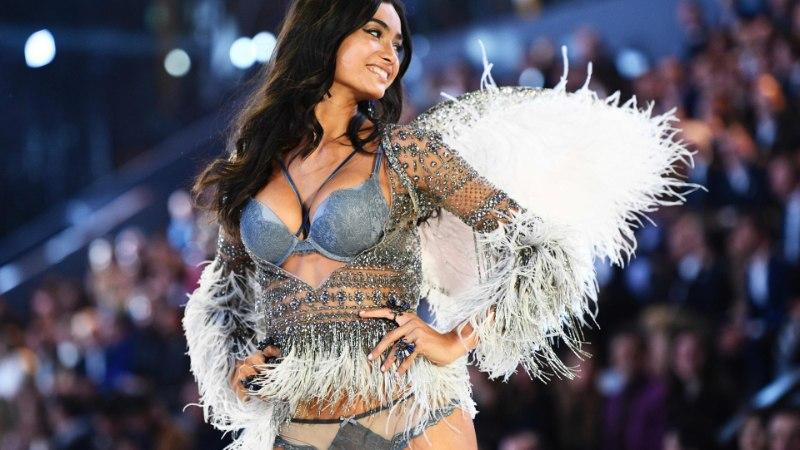 Victoria's Secreti modell tabati lennukis seksimast