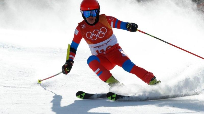Põhja-Korea sportlased tegid olümpial suu lahti