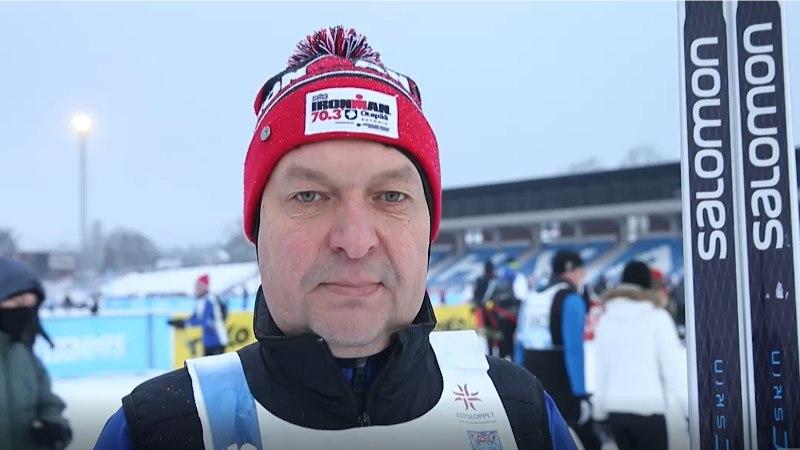 VIDEO | Raivo E. Tamm pühendas maratonifiniši isale
