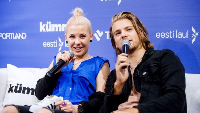 """ÕL GALERII   Järjekord selge! """"Eesti laulu"""" finaali avavad Karlid, lõpetab aga Evestus"""