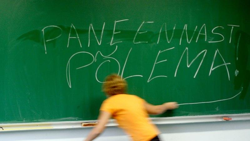 Koolielu paratamatu osa? Viiendik Eesti lastest on kiusamise ohvrid
