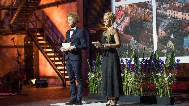 GALERII | Eesti Kultuurkapitali pidulikul auhinnagalal tunnustati parimaid kultuuri- ja sporditegelasi