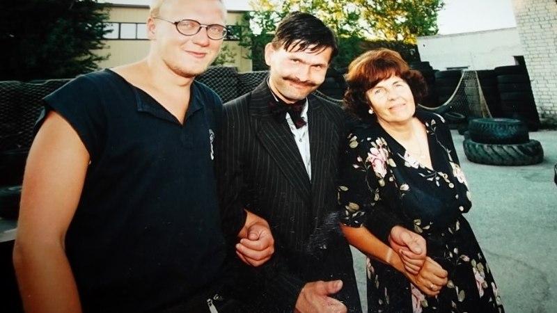 Hillar Kohv meenutab: Maie Parrik ei soovinud minult enam kirju saada