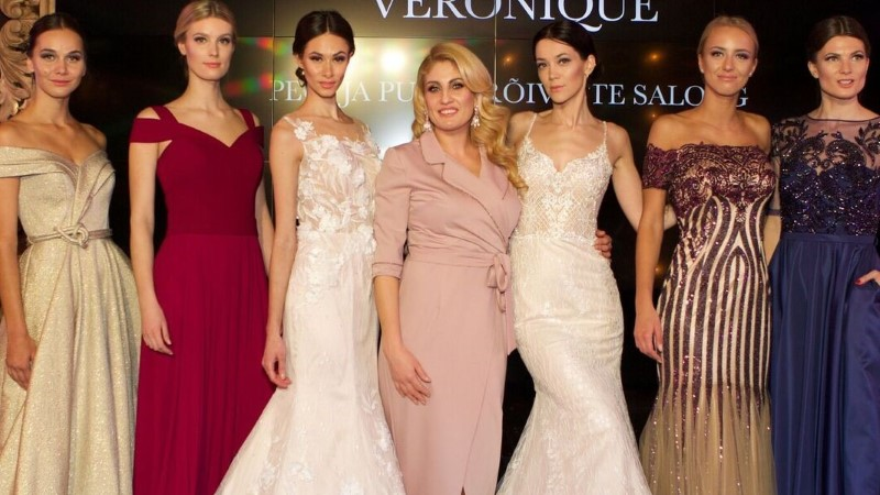 PILDID | Winter Fashion Showcase raames esitleti hõrgult naiselikke moekollektsioone