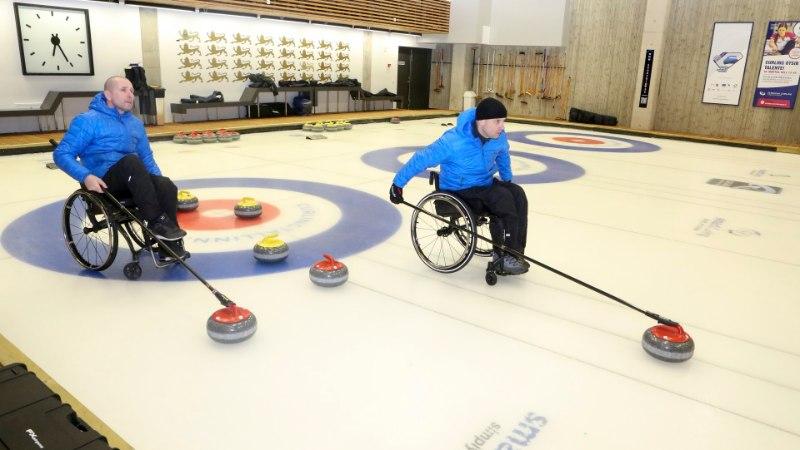 Lauri Murašov: kukkumine kahe meetri kõrguselt aheldas mind kogu eluks ratastooli