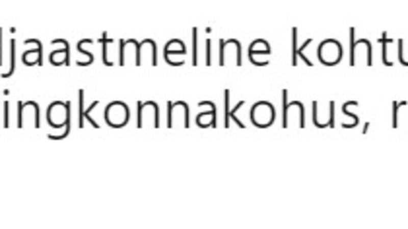 Katrin Lust vihaleheküljest: ma ei imestaks, kui selle taga on teater NO99 ja Zuikod!