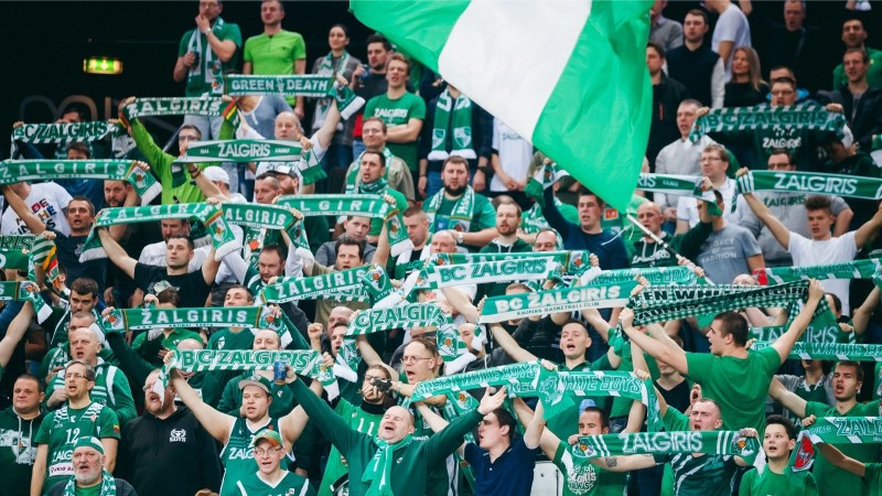 Kaunase Žalgirise fännid said hea uudise: Euroliiga veerandfinaal tuleb aina lähemale!