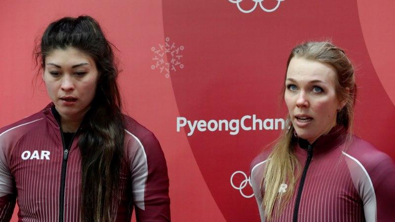 Dopingupetisest bobisõitja kustutas Venemaa sportlaste suure lootuse