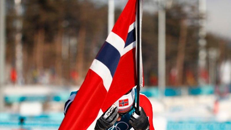 SUUR MEDALITABEL | Norra purustas kõigi aegade rekordi, USA jäi esikolmikust välja