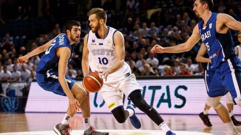 7 VÕTIT | Eesti koondis tegi hiilgava mängu ja ei andnud Iisraelile võimalusepoegagi + GALERII