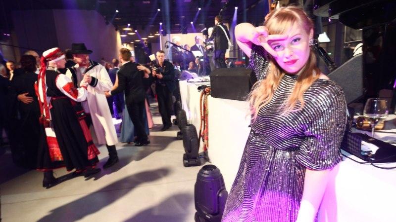 ÕL VIDEO | Vaata, kuidas vastuvõtukülalised Ivo Linna saatel tantsu vihuvad