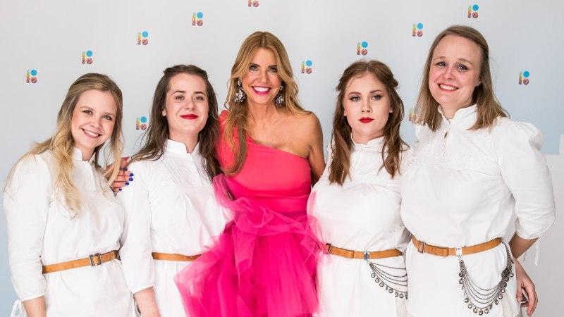 VAATA JÄRGI: SUUR EV100 STUUDIO | Anu Saagim säras presidendi vastuvõtul, Tallinna stuudios põnevad külalised