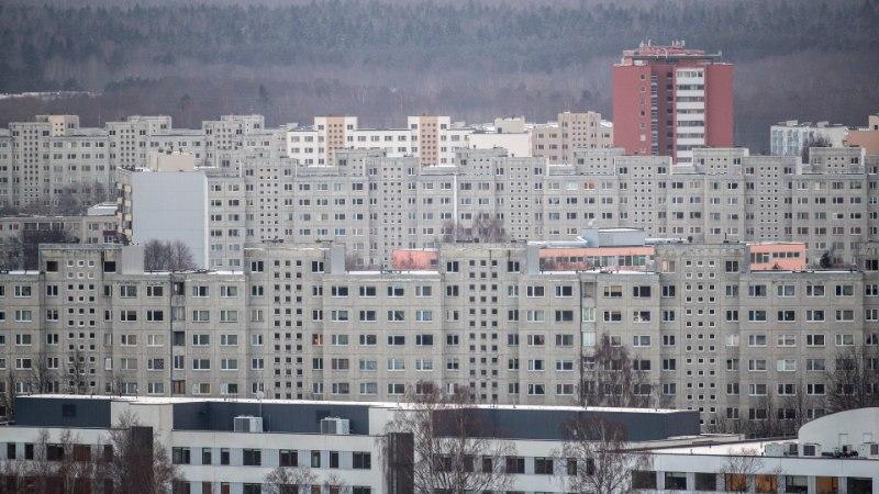 GRAAFIK | Eestis on eluruume kolm korda rohkem kui 100 aastat tagasi