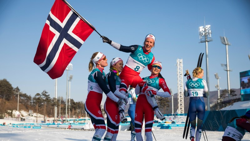 Pyeongchang 2018: Norra medalisadu, doping ja ajalooline geisuudlus