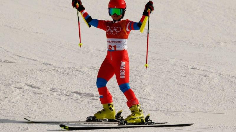 Kaarel Täll | Kaaperdatud olümpia