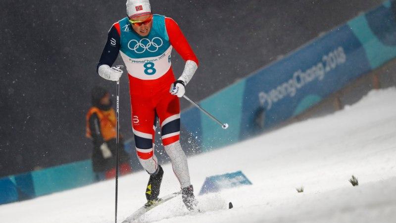 Olümpial põrunud Emil Iversen kavatseb kolme kullaga pärjatud Kläbolt šnitti võtta