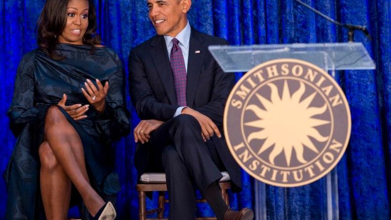 Michelle Obama avaldab memuaarid