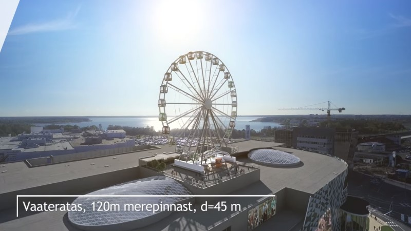 VIDEO | EAS annab vaateratta rajamiseks 1,44 miljonit ja ennustab 7 miljonit eurot turismitulu