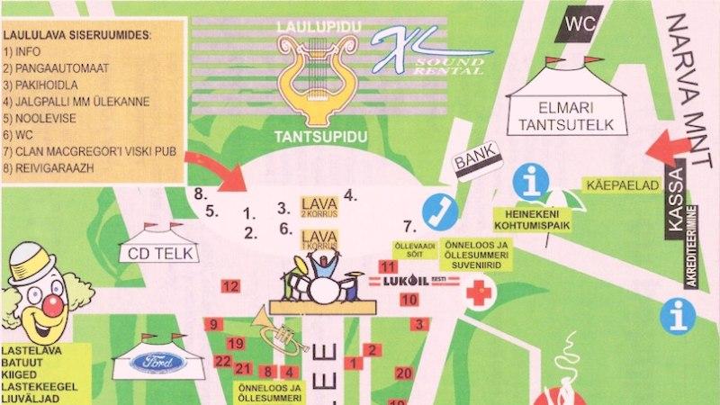 RETROFOTOD | Õllesummeri esimesed viis aastat: napis rõivas Kirsti Timmer, kalleim artist ja kümned tuhanded külastajad