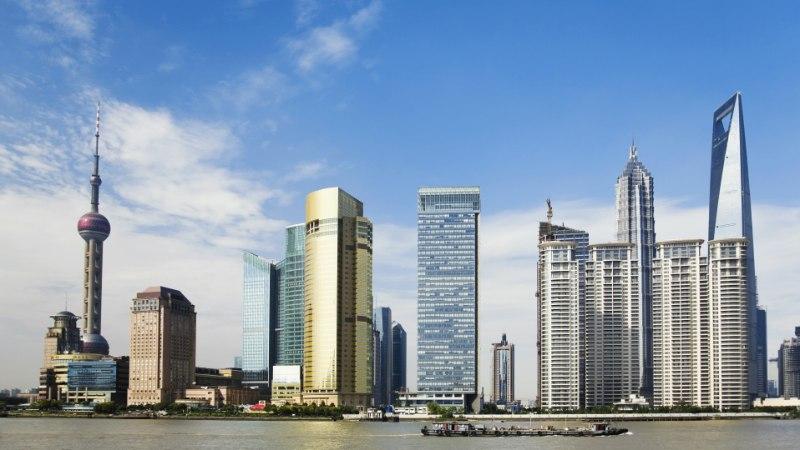 TERVIS tuleb Shanghais!