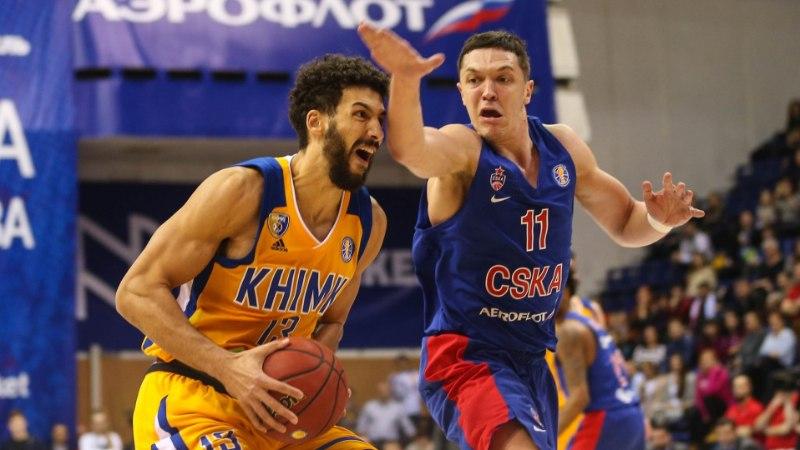 Kalev/Cramole kaotanud Himki ei pääse Ühisliigas kuidagi ree peale, CSKAlt saadi korralik kolakas