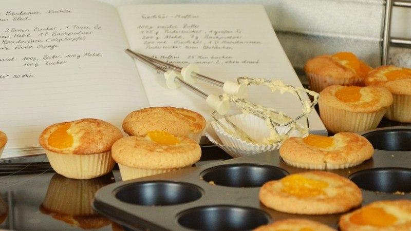 Kuidas teha juustuseid muffineid?