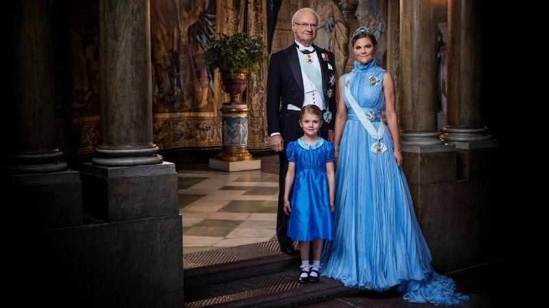Rootsi kuninglik pere tähistas võimuletõusu 200. aastapäeva