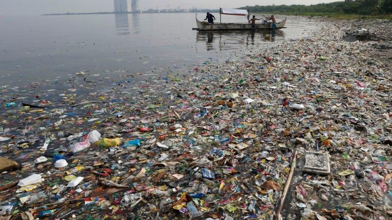 Kui palju plastpudeleid viskab inimkond iga päev ära?