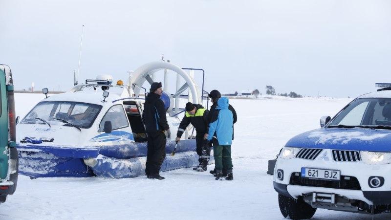 FOTOD | Politsei: otsingutega minnakse edasi