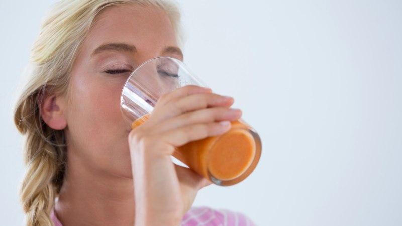 Miks ei tohiks hommikut alustada mahla joomisega?