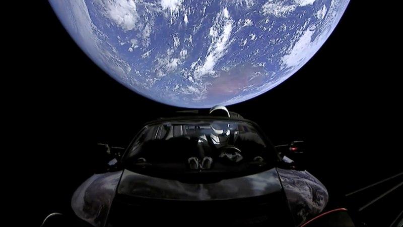 VIDEO | SÄH TEILE, LAMEMAALASED! Elon Musk tõestas, et Maa on ümmargune