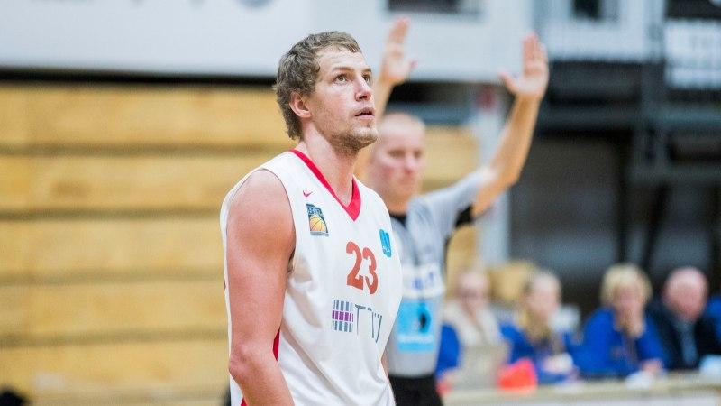 Ainsa Eesti klubina play-off´ist välja jäänud TTÜ lõpetas Balti liiga hooaja suure kaotusega