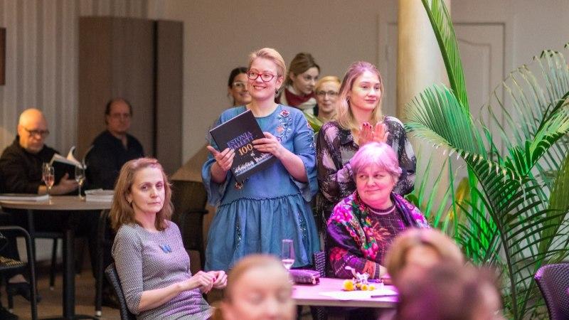 "GALERII   Esitleti raamatut ""Estonia ballett 100"""