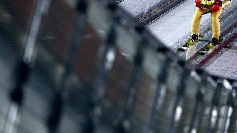 NII SEE JUHTUS | Sport 08.02: Pyeongchangi taliolümpia sai valelähte, kolm eestlast tegid olümpiadebüüdi