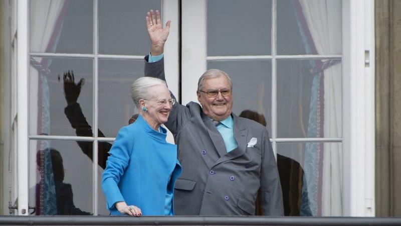Kurvad uudised Taani kuningakojast: prints Henrik on suremas?