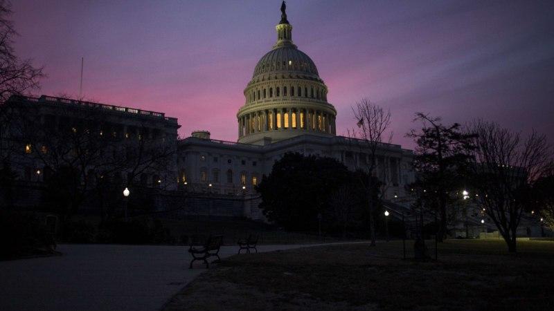 USA valitsusseisak lõppes veel enne tööpäeva algust