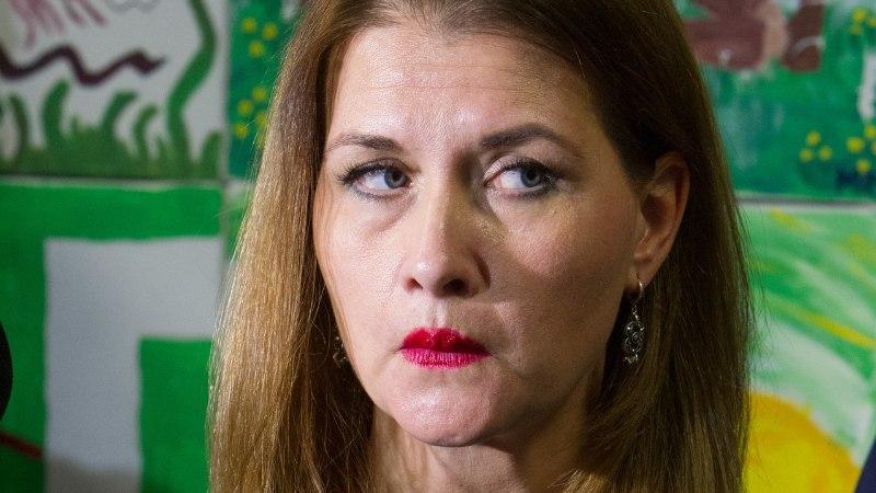 Kes ahistas poliitik Liisa Oviiri?