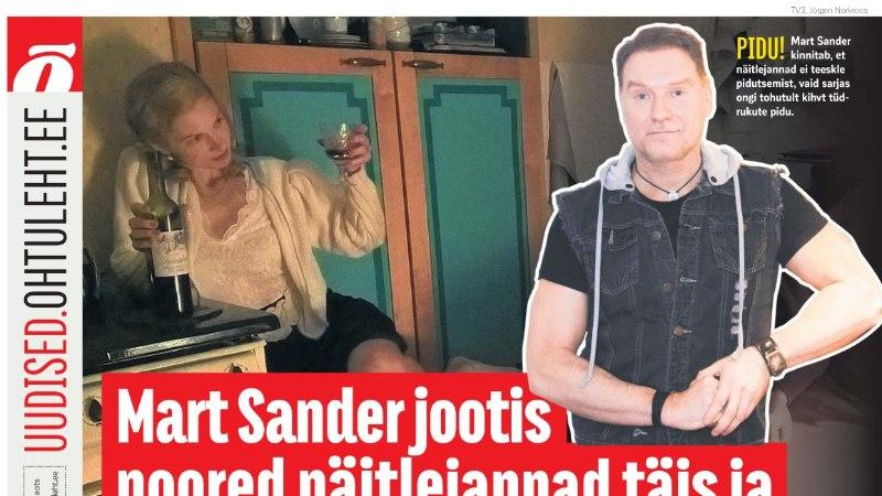 Pakosta Sanderi pihtimusest: mul on hea meel, et mu sisetunne osutus õigeks ja tegelikke kannatajaid polnud!