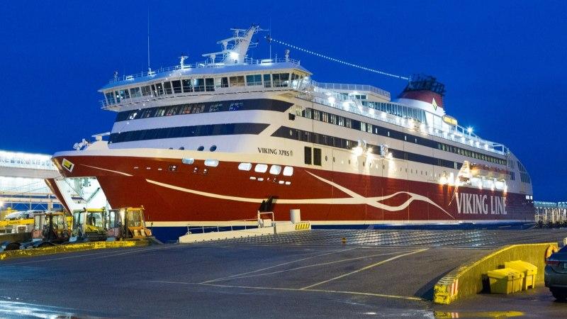 TERVISERIKE: Helsingi-Tallinna laev jäi enne Eestisse jõudmist seisma