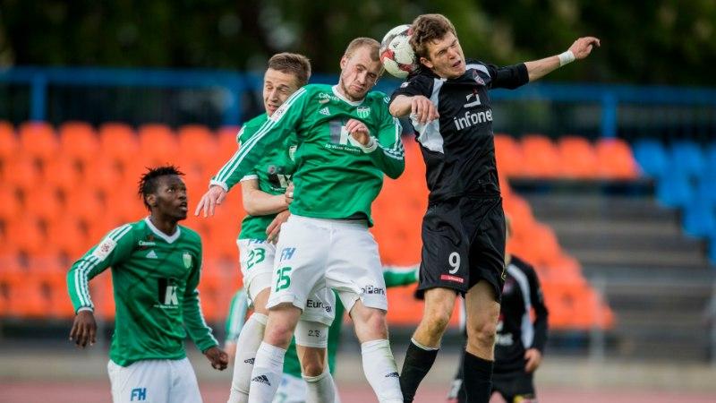Linnaleht ennustab meistriks FC I Levadiat