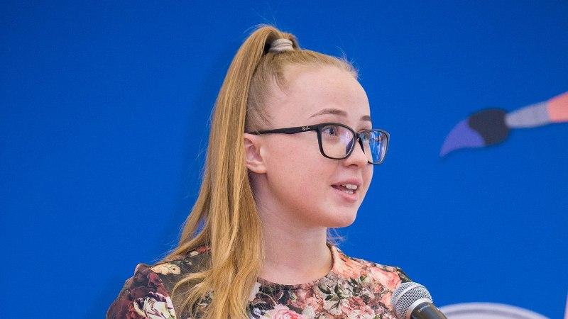 VIDEO JA GALERII | Laulupeo euromündi kujundusvõistluse võitis Tõrva tüdruk