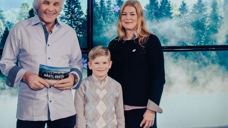 VIDEO | 8-aastane Alexander Sillamaa: tahan enda verd teistele ka jagada