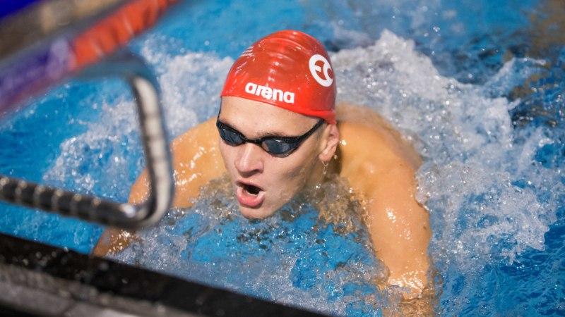 Kregor Zirk ujus Itaalias rekordi, kuid uued tippmargid on juba sihikul