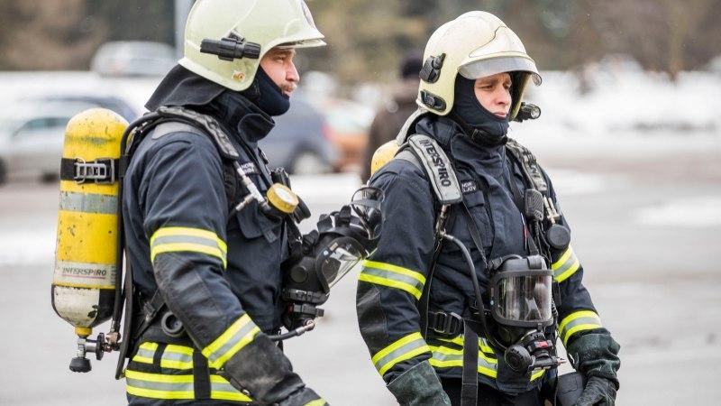 Eesti päästjate palk on väga madal: loe, kui vähe teenib päästekomando pealik