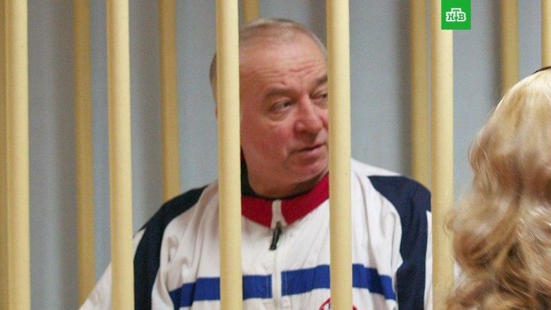 Мэй заявила, что Скрипаля отравили веществом, разработанным в России